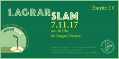 Agrarslam - Eintrittskarte