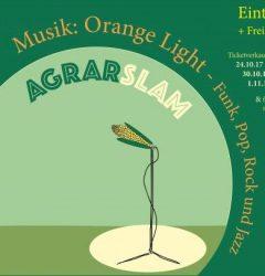 Agrarslam - Plakat